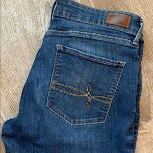 Denizen From Levi's modern bootcut jeans size 10 m